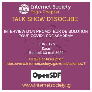 Talk Show d'ISOCUBE #7